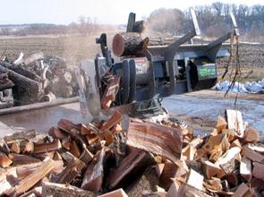 Predaj lesníckej techniky