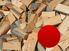 Listnaté tvrdé palivové drevo (buk, hrab, dub) voľnoložené, štiepané